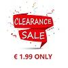 Clearance Sales 1.99 Only / Uitverkoop 1,99 per stuk