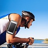 AUKEY iPhone 6 Armband, Water Resistant Sports Armband with Key Holder (4.7-Inch) for iPhone 7, 6, 6S, Galaxy S6 S5 S4 and More