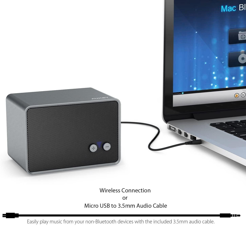 Aukey Bluetooth Speaker met Aux in - SK-M28
