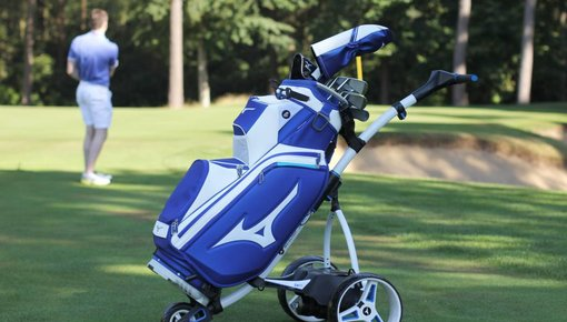 Cartbag golftassen