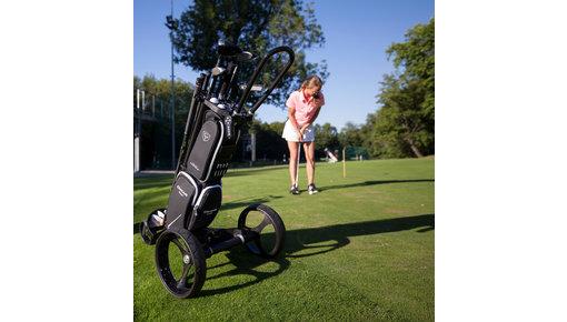 Golftrolley's
