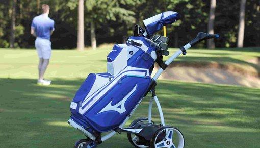 Golf cartbags, heerlijk golfen!