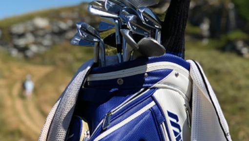 Mizuno golftassen, kwaliteit en stijl!