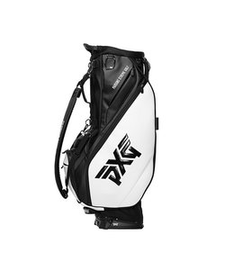 PXG Hybrid Stand Bag black & white