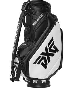 PXG Tour Bag Black & White