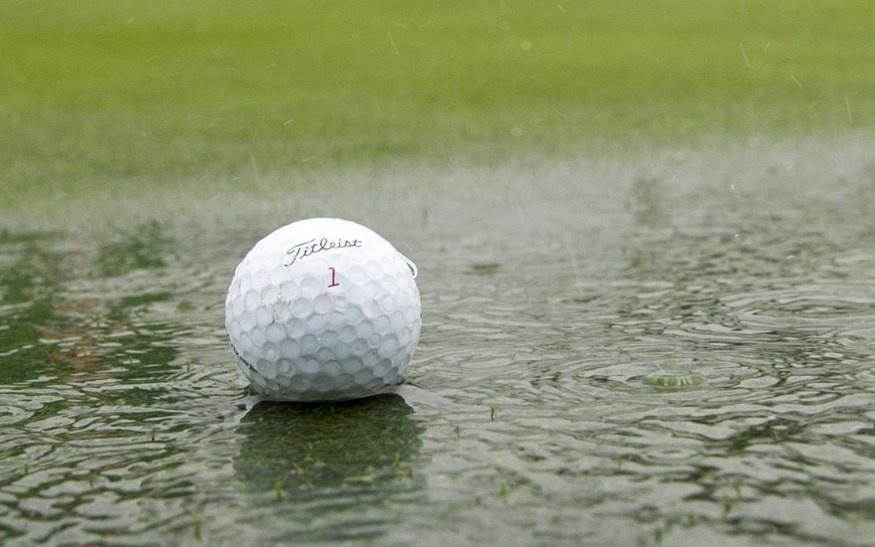 waterdichte golftas voor golfen in de regen