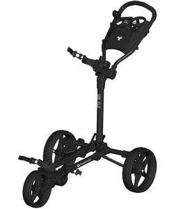 Fastfold Slim  golftrolley zwart