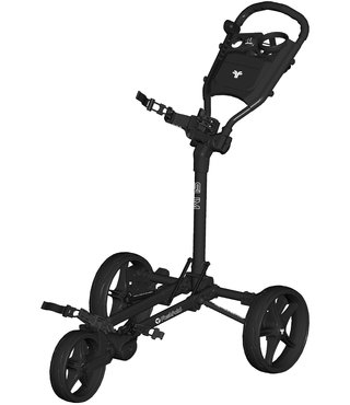 Fastfold Slim  golftrolley zwart