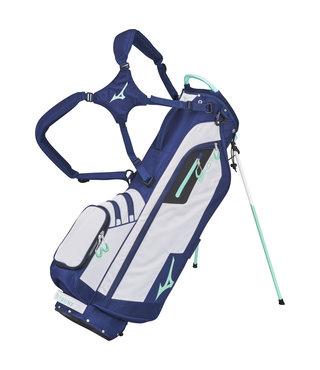 Mizuno BR D3 Stand Bag navy/wit