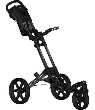 Fastfold 360 golftrolley zwart