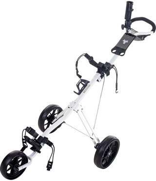 Fastfold Force golftrolley wit
