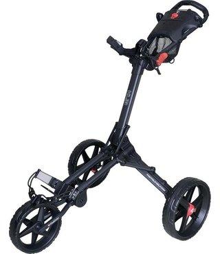 Fastfold Kliq golftrolley zwart