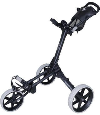 Fastfold Kliq golftrolley zwart/wit