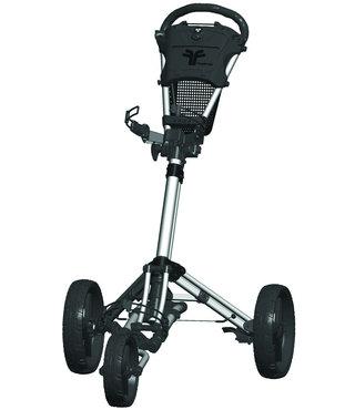 Fastfold Trike golftrolley zilver