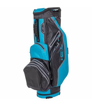 Sun Mountain H2NO Lite Cart Bag zwart/blauw