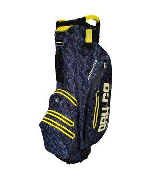 Bennington Dry Go 14 cartbag blauw/geel
