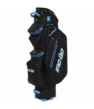 Bennington IRO QO DRY Cart Bag zwart/blauw