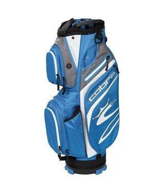 Cobra Ultra Light Cartbag 2020  blauw