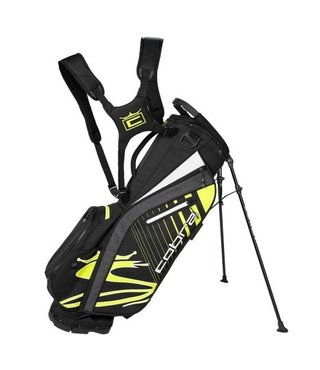 Cobra UltraLight Standbag zwart/geel