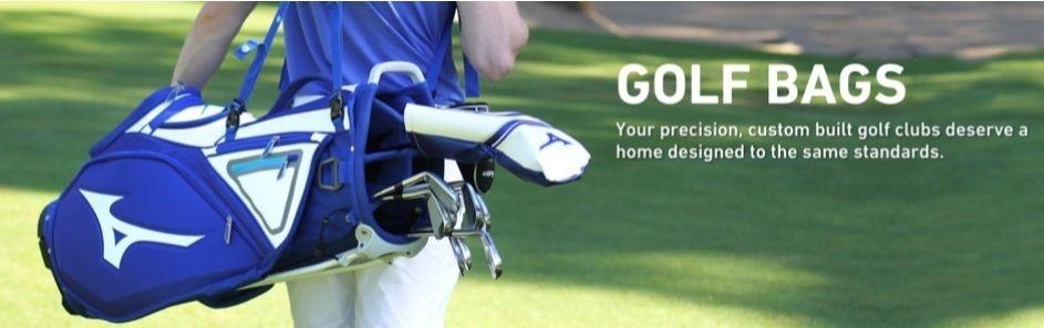 mizuno golftassen en golfbags kopen