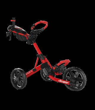 Clicgear 4.0 golftrolley rood