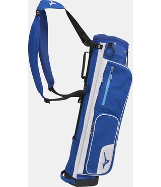 Mizuno Scratch Sac Carry Bag blauw/wit