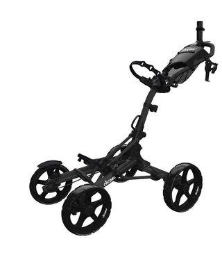 Clicgear 8.0 golftrolley zwart