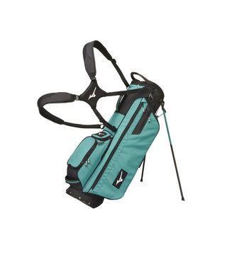 Mizuno BR D3 Stand Bag turquoise