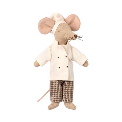 Maileg Chef mouse Father