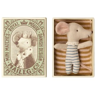 Maileg Baby muis jongen