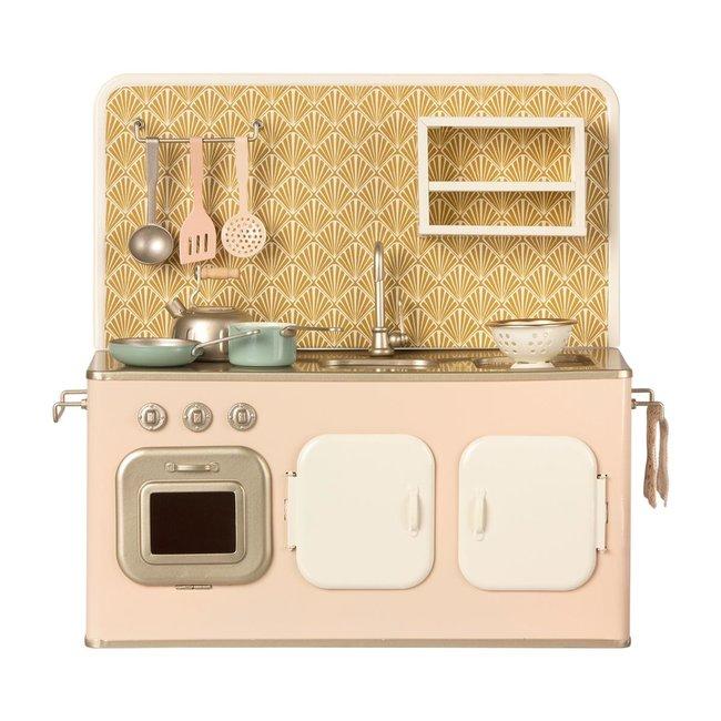 Maileg Küche und Geschirr Rosa