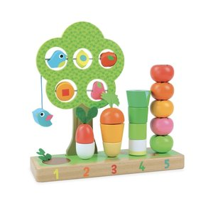 Vilac I learn counting vegetables 2469