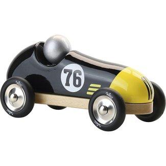 Vilac Vintage race auto hout zwart large