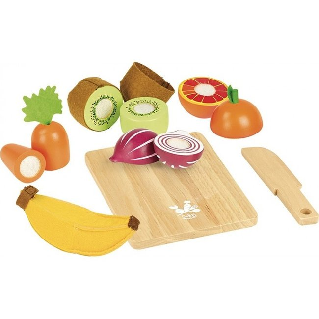 Vilac Groenten en fruit snijden