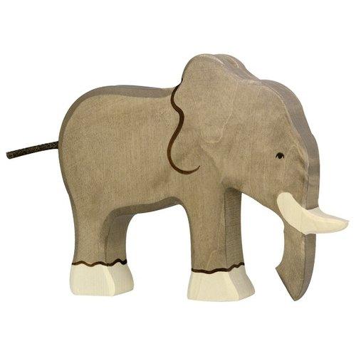 Holztiger Elephant 80147 19 cm