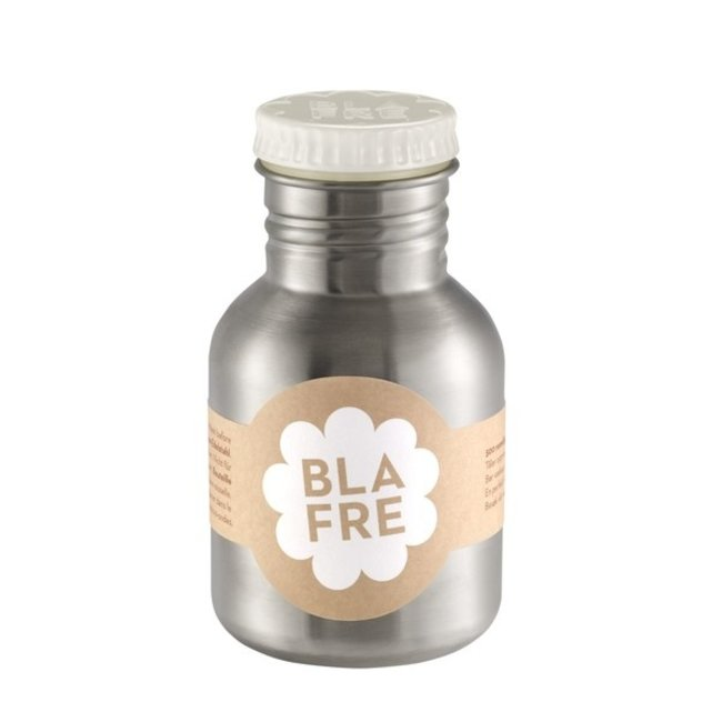Blafre Drinkfles 300 ml wit