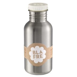 Blafre Trinkflasche 500 ml Weiß