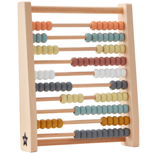 Kids Concept Abacus natural