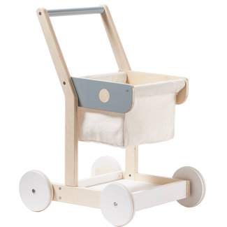 Kids Concept Shopping Trolley Bistro