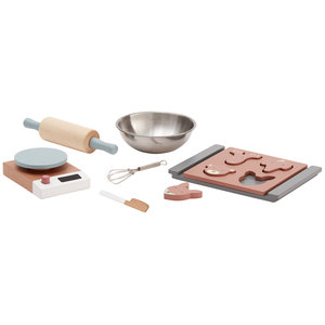 Kids Concept Cookie baking set Bistro