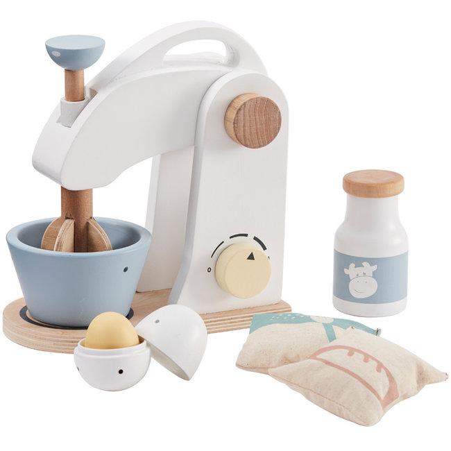 Kids Concept Houten Mixer Bistro wit