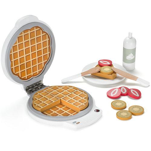 Kids Concept Waffle iron Bistro white