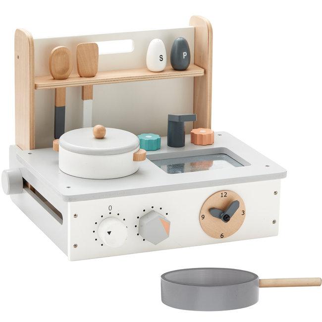 Kids Concept Kinderküche aus Holz Bistro