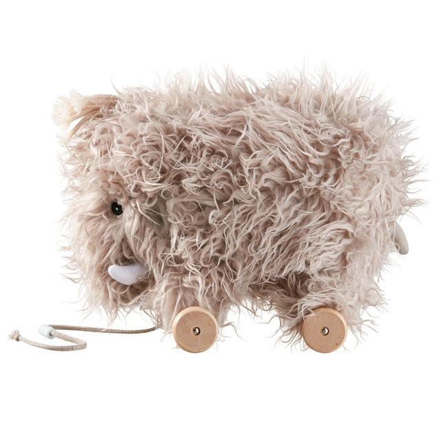 Kids Concept Nachziehtiere Mammut NEO