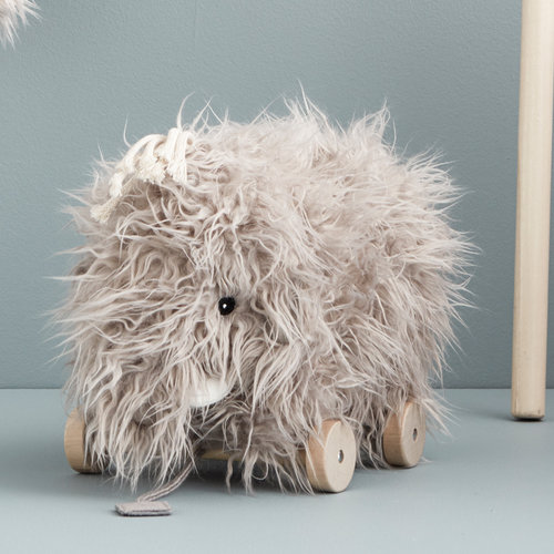 Kids Concept Pull-allong toy mammoth NEO 413778
