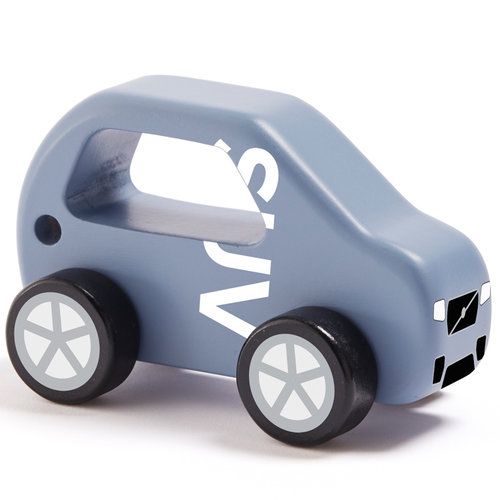 Kids Concept Wooden car SUV AIDEN