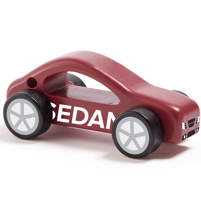 Kids Concept Houten auto Sedan AIDEN
