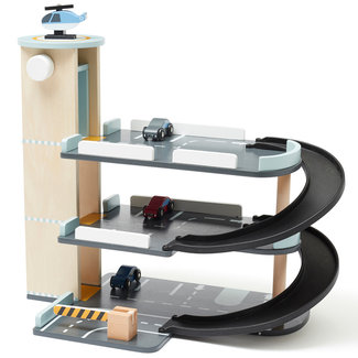 Kids Concept Houten parkeergarage AIDEN