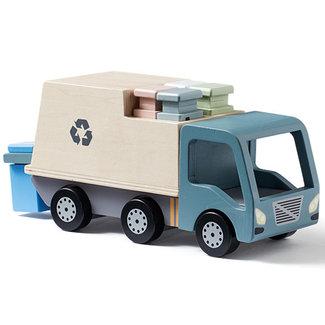 Kids Concept Mullwagen aus Holz AIDEN
