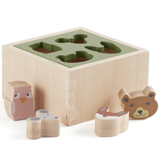 Kids Concept Steckspiel Holz EDVIN